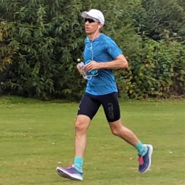 Only 100 days to go - Ironman training